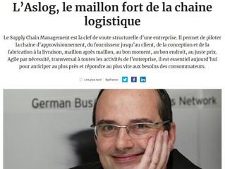 Digitalisation des supply Chain : Premier panorama de l'Aslog rédigé par DigiLence