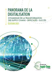 Les constats du 2ème panorama FSC de la digitalisation de la Supply Chain