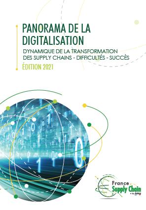 Enquête 2021 sur la digitalisation des supply chains