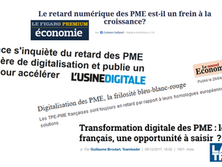 Transformation digitale, transformation humaine: L'excellence, mais collective