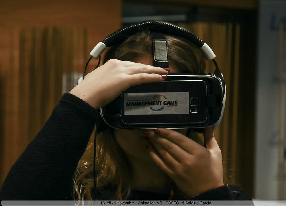 La réalité humaine derrière la réalité virtuelle