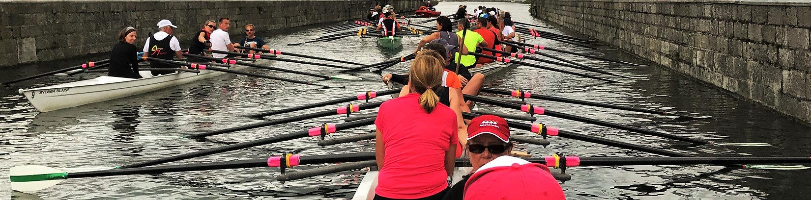 aviron, rowing, les différences de DigiLence, originalité
