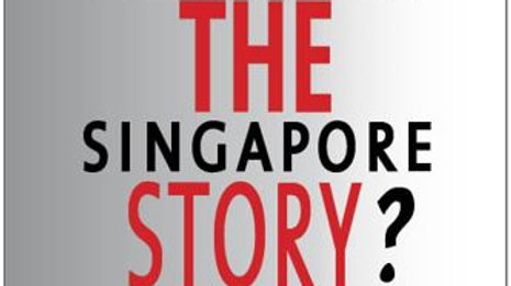 Completing The Singapore Story?