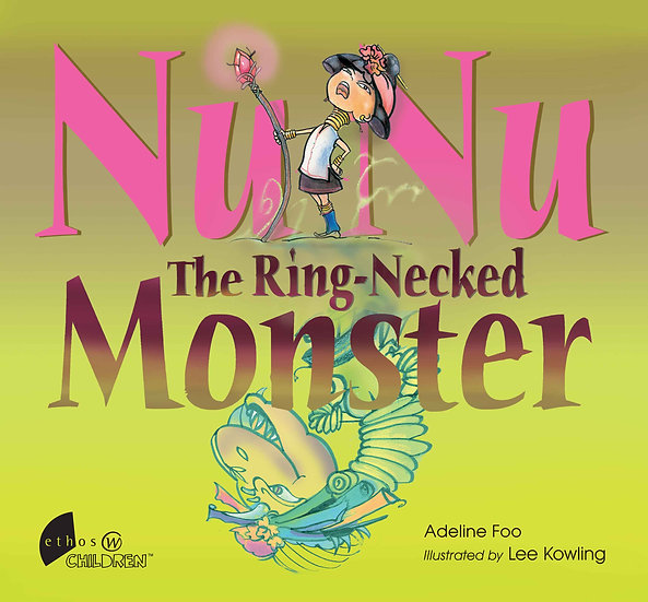 Nu Nu the Ring-necked Monster