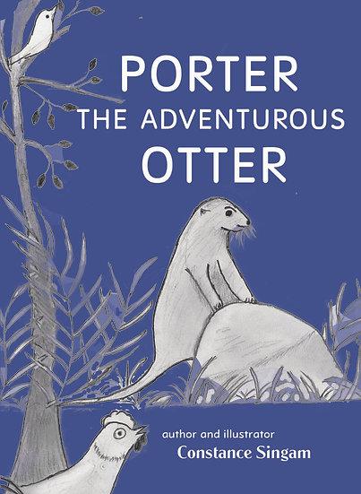 Porter the Otter