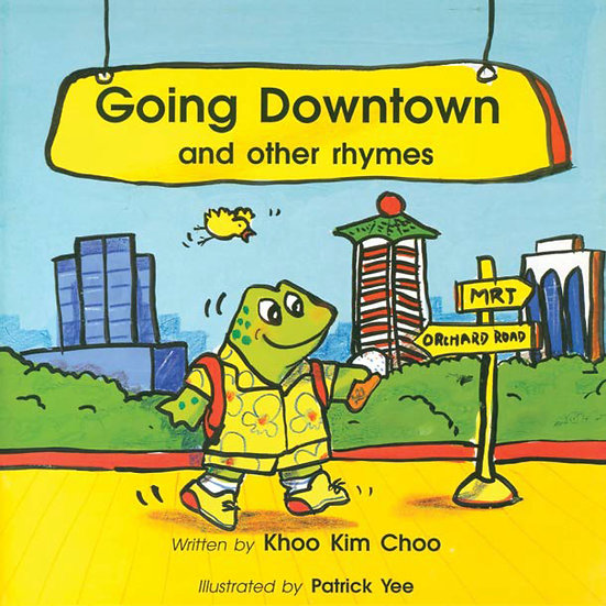 Going Downtown and other rhymes