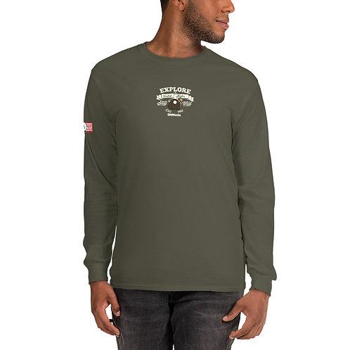 National Park Junkie Long Sleeve Shirt