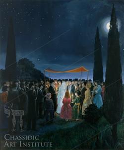 Chuppah Under the Stars