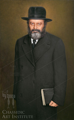 Young Rebbe