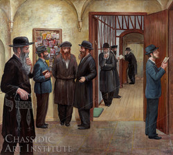 Private Meeting with Rebbe