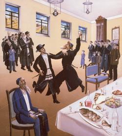 Mitzvah Dance