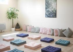 Salle de Méditation Naturamandine au cèd