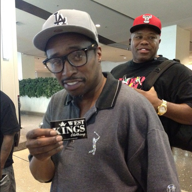 Eddie Griffin in Las Vegas!
