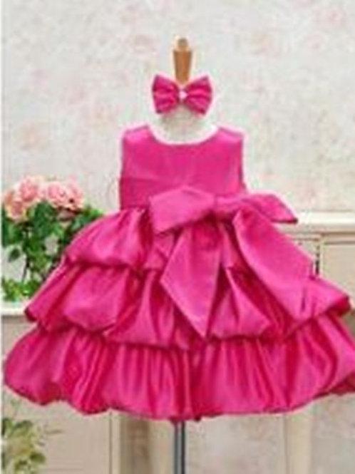 """Праздничное платье """" Фея"""" розовое"""