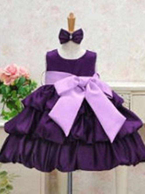 """Праздничное платье """" Фея"""" фиолетовое"""