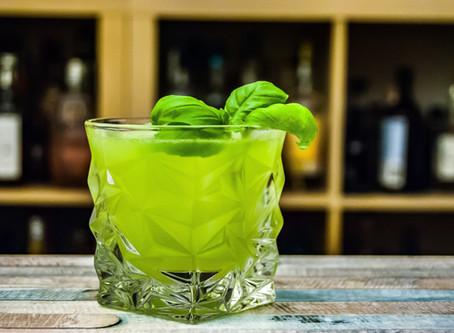 St Patrick's Day Terpene Cocktail