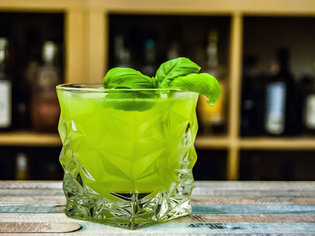 St Patrick's Day Terpene Cocktail