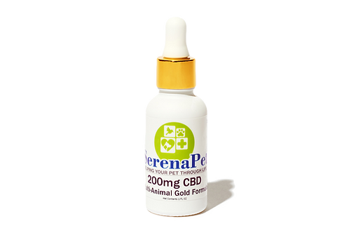 200 mg Multi-Animal Tincture