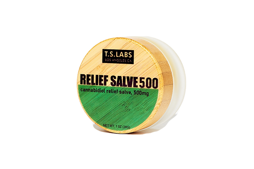 500mg Full Spectrum Relief Salve