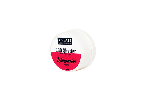 CBD Terpsolate 98%: Watermelon