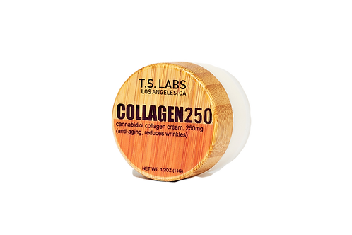 Collagen 250 (cannabidiol collagen cream)