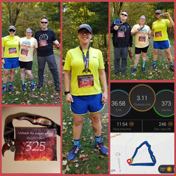 race collage