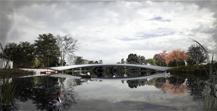 Pheonix Park Memorial Bridge