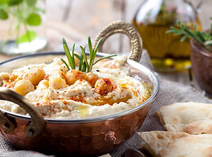 Chickpea Hummus