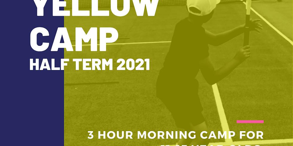 Half Term Yellow Camp