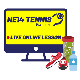 LIVE ONLINE TENNIS SESSIONS