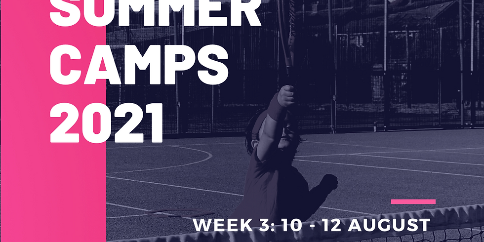 Summer Camp: Wk 3 @ CSC