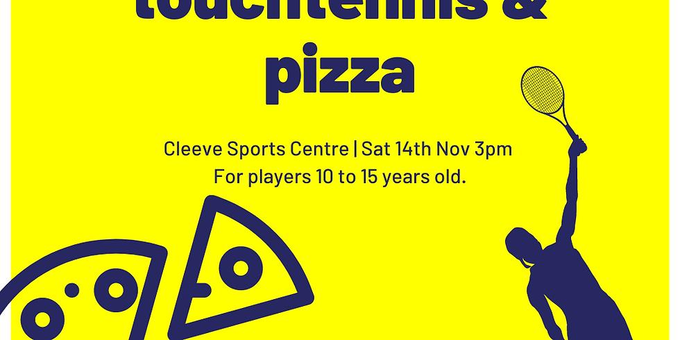 touchtennis & pizza