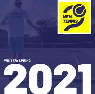 Winter > Spring 2021 Schedule