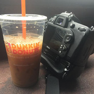 Coffee ✅ Camera ✅ perfect weather ✅  Let