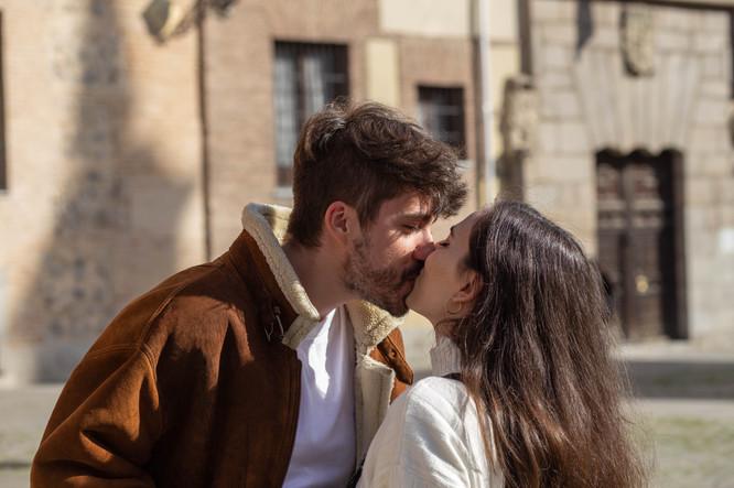 María y Joel