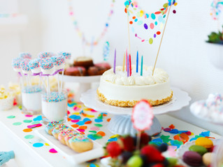 5 Steps for the Perfect Kids Party