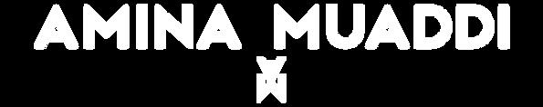 Logo Amina Muaddi