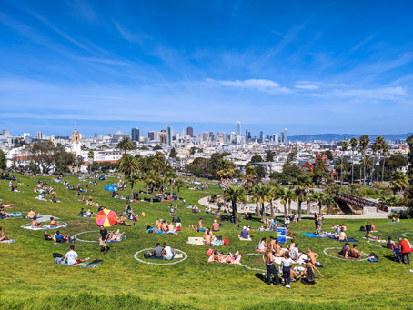 San Francisco Nears Yellow Tier; Mask Mandates to Relax