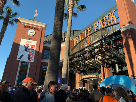 SF Giants Kick off Season, Release Home Game Safety Guidelines