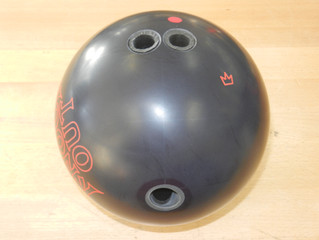 Brunswick Knock Out Ball Review by Jeff Ussery