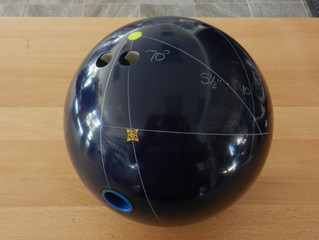 Roto Grip Hustle Ink Ball Review