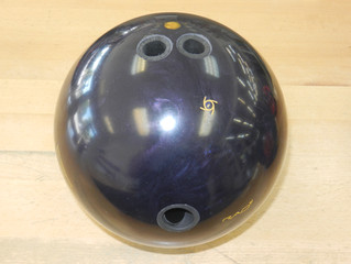 Storm Dark Code Ball Review by Jeff Ussery