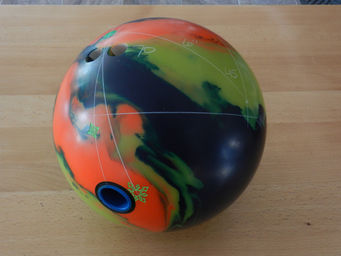roto grip hustle ink. Roto Grip No Rules Exist Ball Review Hustle Ink