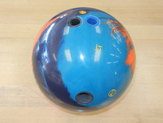 Storm Parallax Effect Ball Review by Jeff Ussery