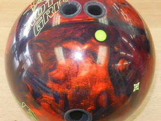 Roto Grip Nuclear Cell Ball Review
