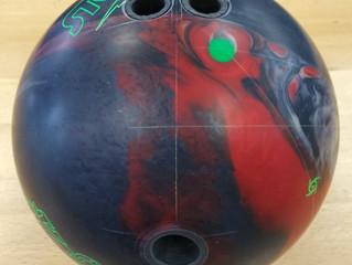Storm Omega Crux Ball Review