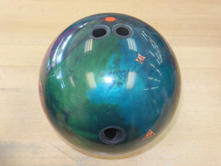 Roto Grip UFO Alert Ball Review by Jeff Ussery