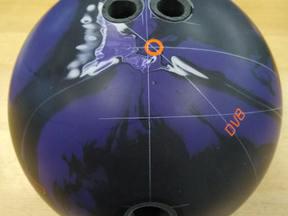 DV8 Intimidator Ball Review