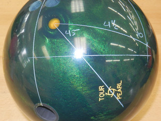 Storm IQ Tour Emerald Ball Review
