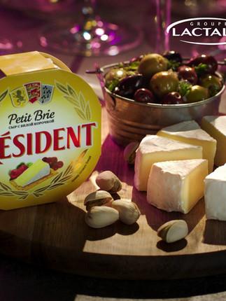 Как сыр Brie стал президентом стола по любому поводу.